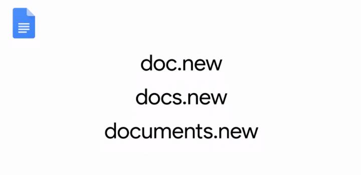 Imagen - Crea documentos, presentaciones y más de Google desde la barra de direcciones web