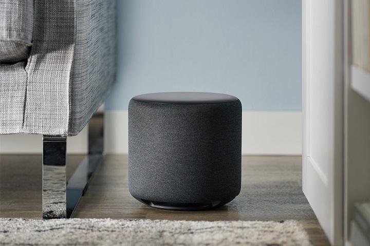 Imagen - Echo y Alexa ya disponibles en España: el altavoz inteligente y el asistente de Amazon