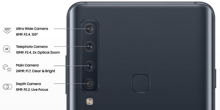 Imagen - Se filtran los detalles de las 4 cámaras del nuevo teléfono de Samsung