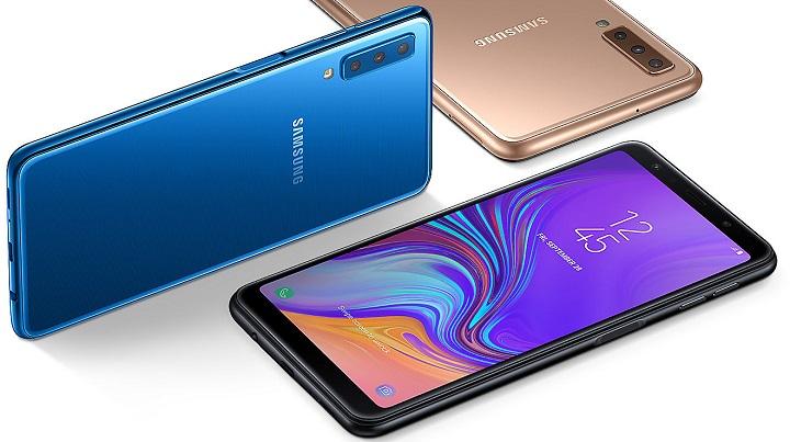 Imagen - Samsung Galaxy A7 (2018) llega a España: precio y disponibilidad