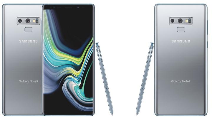 Imagen - Samsung Galaxy Note 9 estará disponible en color plata