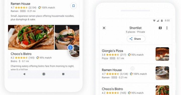 Imagen - Google Maps ya deja votar en las listas de lugares para decidir los planes en grupo