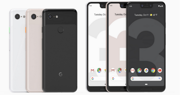 Imagen - El notch del Google Pixel 3 XL se puede ocultar