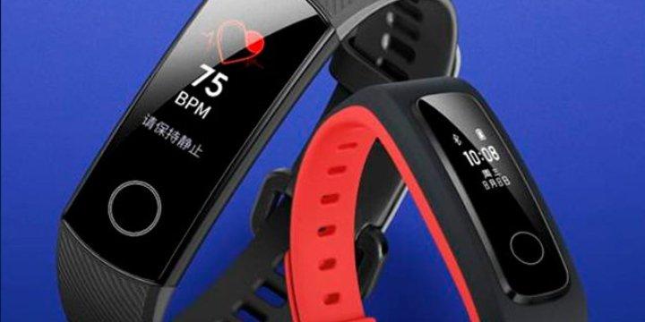 Honor Band 4, la pulsera fitness con pantalla AMOLED a color y apta para nadar