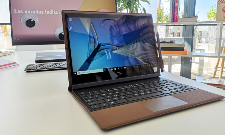 Imagen - HP Spectre Folio llega a España: el portátil táctil con acabados en cuero