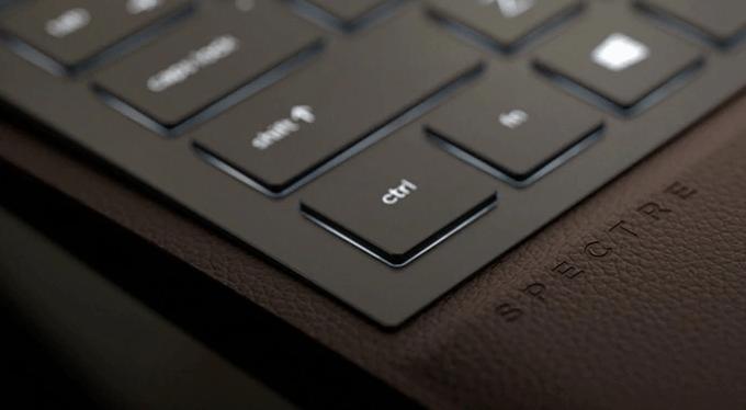 Imagen - HP Spectre Folio, el portátil convertible con acabado en cuero real