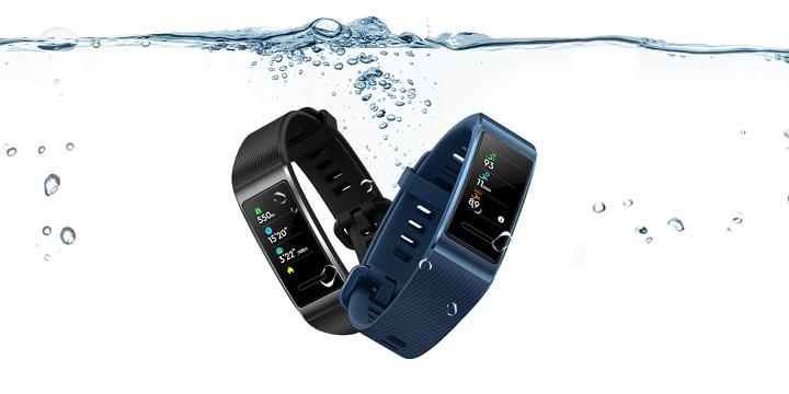 Imagen - Huawei Band 3 Pro, la nueva pulsera con autonomía de hasta 20 días
