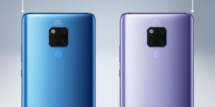 Huawei Mate 20X, el smartphone con pantalla de 7,2 pulgadas y batería de 5.000 mAh
