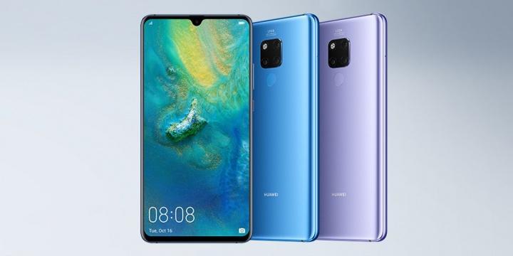 Imagen - Huawei Mate 20X, el smartphone con pantalla de 7,2 pulgadas y batería de 5.000 mAh
