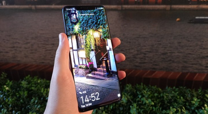 Imagen - 16 móviles con lector de huellas bajo la pantalla