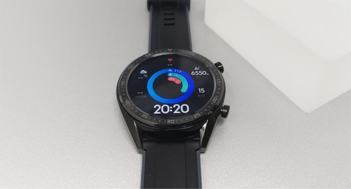 Imagen - Huawei Watch GT es oficial, el smartwatch deportivo con hasta 2 semanas de autonomía