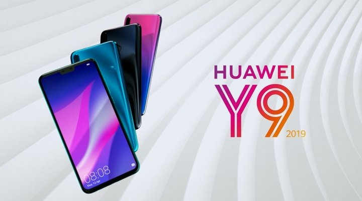 Imagen - Huawei Y9 2019: cuatro cámaras, acabado en vidrio y 4.000 mAh a precio ajustado