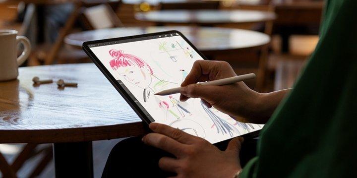 Imagen - iPad Pro se actualiza: diseño todo pantalla, puerto USB-C y Face ID