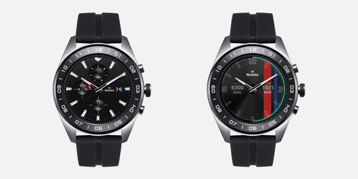 Imagen - LG Watch W7, el smartwatch híbrido con manecillas físicas
