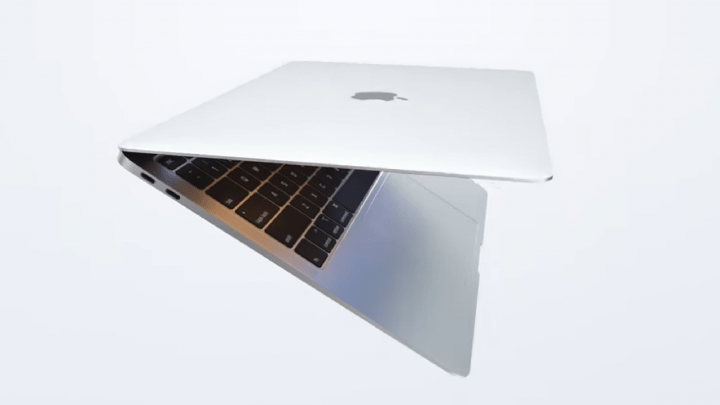 MacBook Air se renueva con pantalla Retina y Touch ID