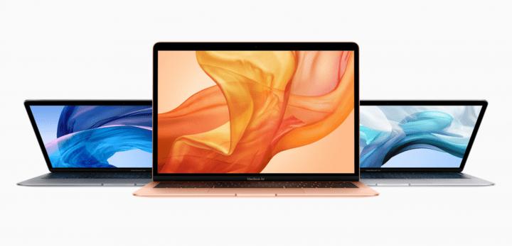 Imagen - MacBook Air se renueva con pantalla Retina y Touch ID
