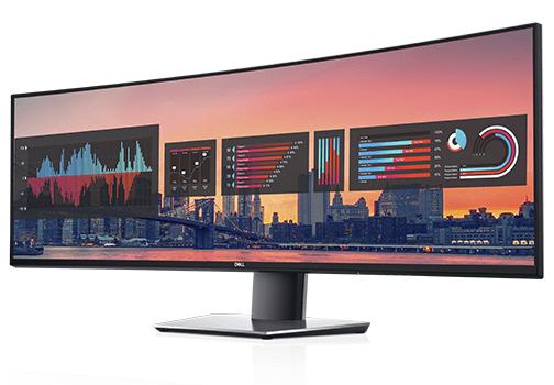 Imagen - UltraSharp 49 Curved Monitor, 32 4K, 34, 24 y UltraSharp 27: los nuevos monitores de Dell