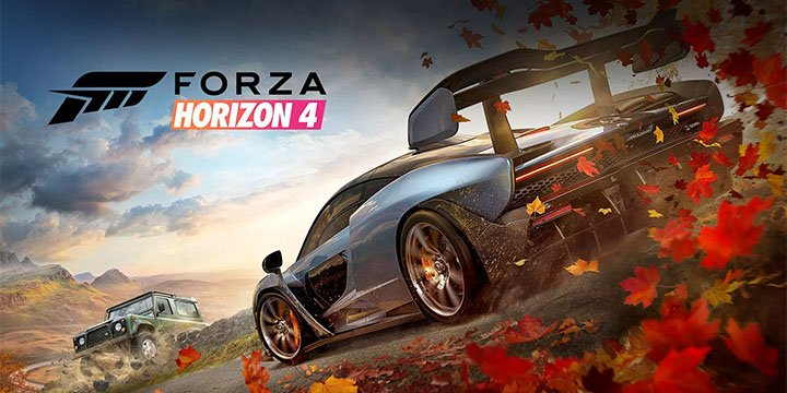 Forza Horizon 4 ya disponible en Xbox One S, One X y Windows 10