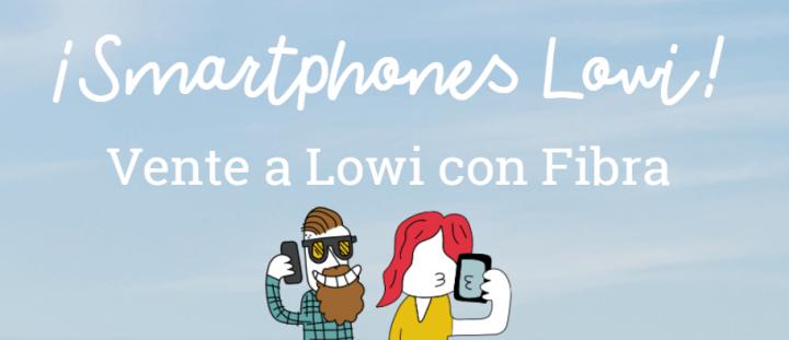 Imagen - Lowi ya permite pagar smartphones a plazos