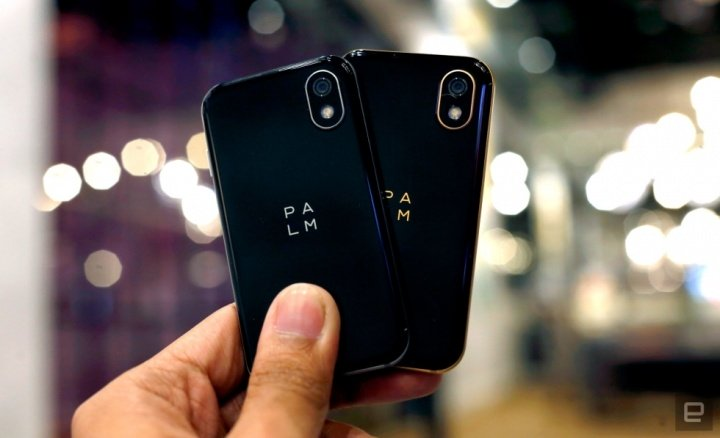 Imagen - Palm, un diminuto smartphone de 3,3 pulgadas como móvil secundario