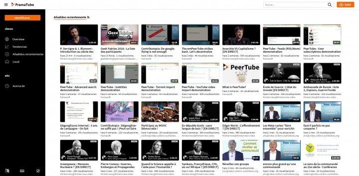 Imagen - PeerTube, la alternativa libre a YouTube