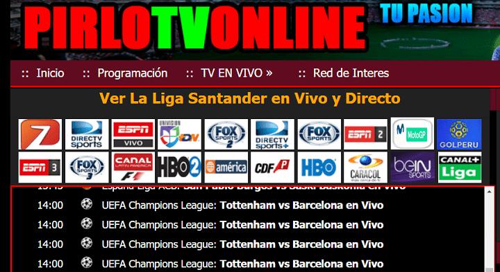 Imagen - Cómo ver online el Tottenham vs Barcelona de la Champions 2018