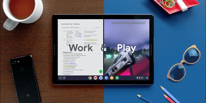 Pixel Slate, la nueva tablet de Google con Chrome OS