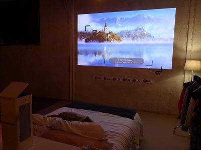 Imagen - LG presenta sus proyectores con resolución de hasta 4K y 2.500 lúmenes de brillo
