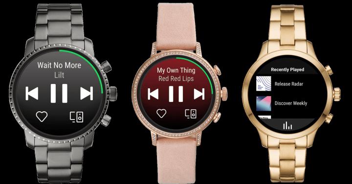 Imagen - Spotify renueva su app para smartwatches Wear OS añadiendo Spotify Connect