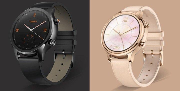 Imagen - TicWatch C2, el reloj de acero inoxidable con NFC y Wear OS