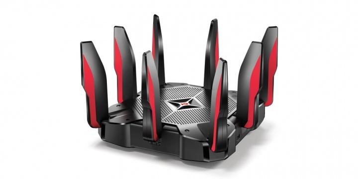 Imagen - TP-Link Archer C5400X, el router gaming con WiFi ac hasta 5.400 Mbps llega a España