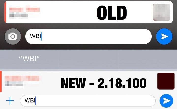 Imagen - WhatsApp 2.18.100 para iOS viene con novedades en las notificaciones