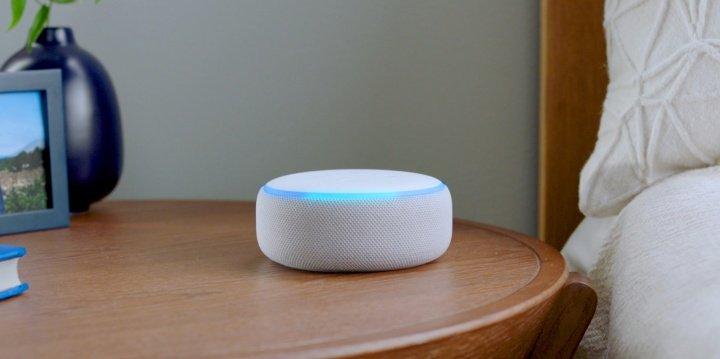 Imagen - Oferta: Amazon Echo Dot a 22 euros, el altavoz con Alexa rebajado por Black Friday