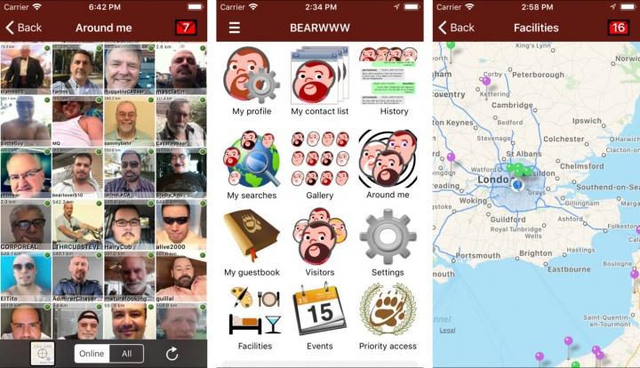 Imagen - Bearwww, la web y app para la comunidad gay