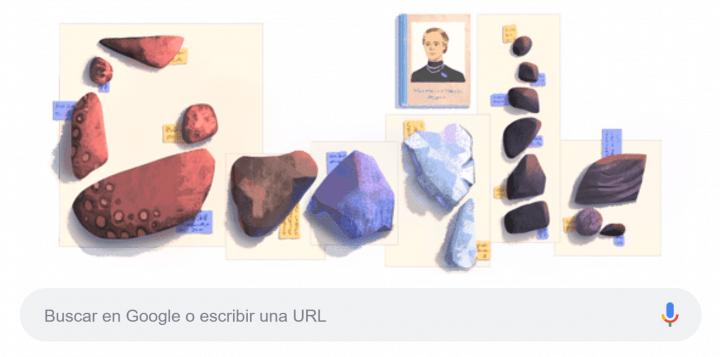 Imagen - Google dedica un Doodle a Elisa Leonida Zamfirescu, la primera mujer ingeniera