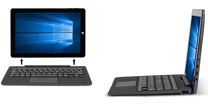 Imagen - Schneider Dual Book, el 2 en 1 con Windows 10 por menos de 200 euros
