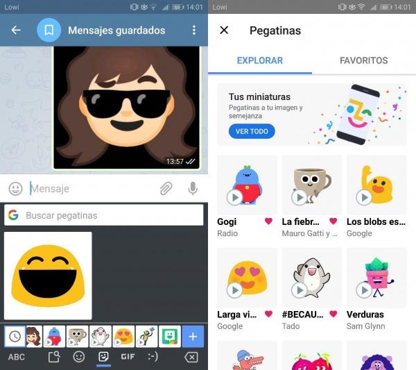 Imagen - Cómo crear tu Emoji Mini con Gboard para Android