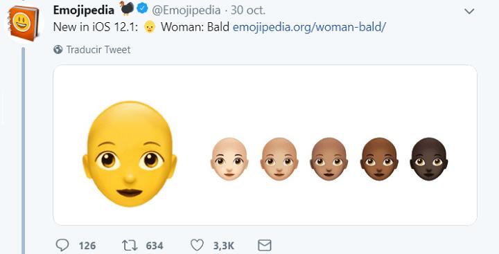 Imagen - Conoce los emojis de iOS 12.1 más populares