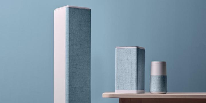 Energy Smart Speaker 3 Talk, 5 Home y 7 Tower, los altavoces inteligentes con Alexa
