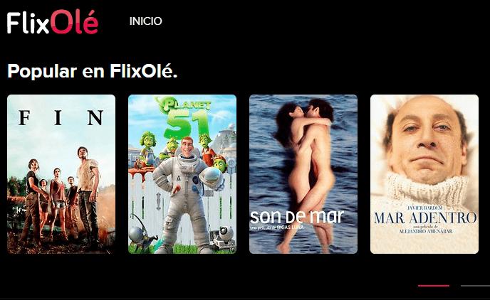 Imagen - FlixOlé, la alternativa a Netflix centrada en el cine español