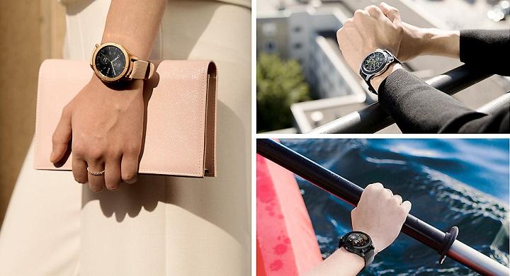 Imagen - Samsung Galaxy Watch, diseño refinado para un reloj avanzado y versátil