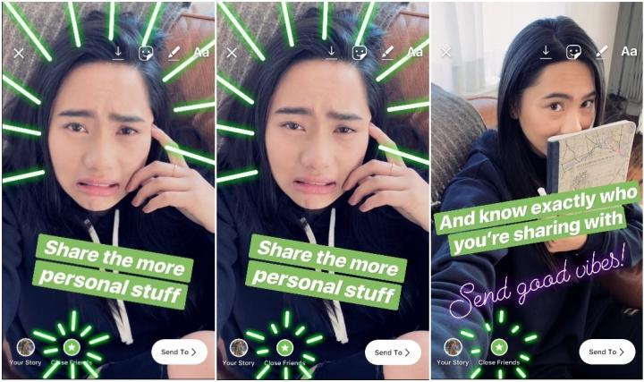 Imagen - Instagram te permitirá compartir Stories solo con amigos cercanos