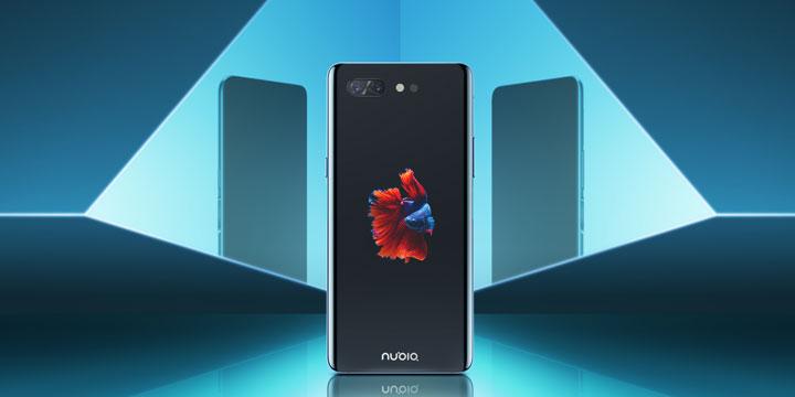 Nubia X, el móvil con pantalla trasera para sacarnos selfies