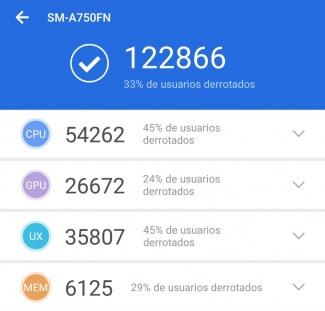 Imagen - Review: Samsung Galaxy A7 (2018), cámara triple y gran fotografía en la gama media