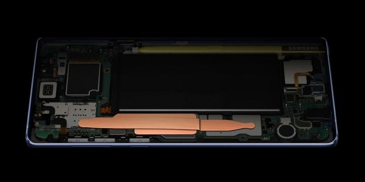 Imagen - Samsung Galaxy Note 9, el smartphone perfecto para jugar a Fortnite