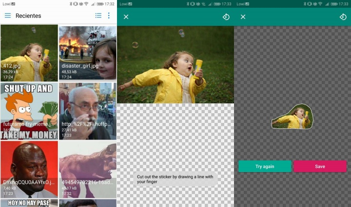 Imagen - Sticker Studio, convierte cualquier imagen en un sticker para WhatsApp