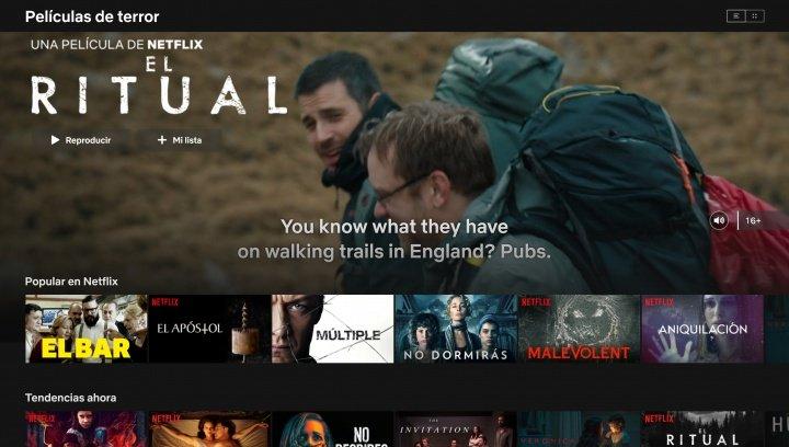 Imagen - Todos los códigos secretos de Netflix para ver miles de películas y series