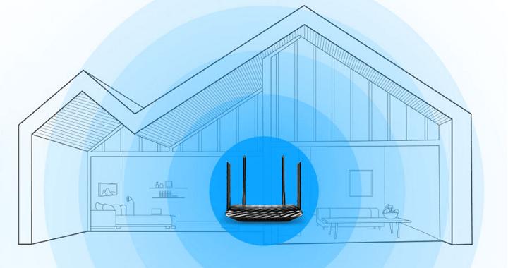 Imagen - TP-Link Archer C6, el router con tecnología MU-MIMO y banda dual AC1200