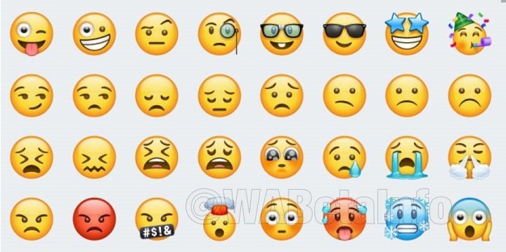 Imagen - Los emojis pelirrojos llegan a la beta de WhatsApp