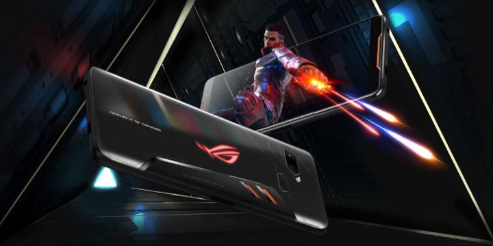 Asus ROG Phone llega a España: el móvil gaming con pantalla a 90 Hz y gatillos laterales